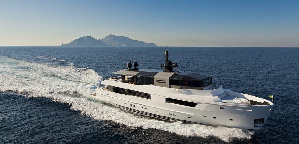 Jurata Charter Yacht