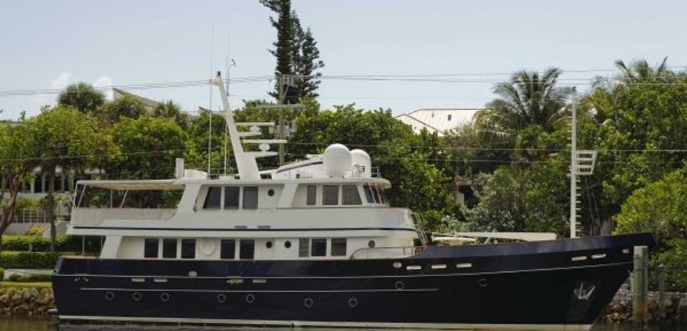DoubleYou Charter Yacht