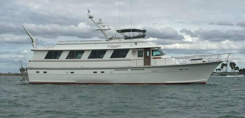 Yiasou II Charter Yacht