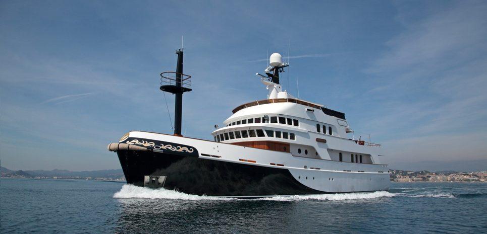 Scout II Charter Yacht