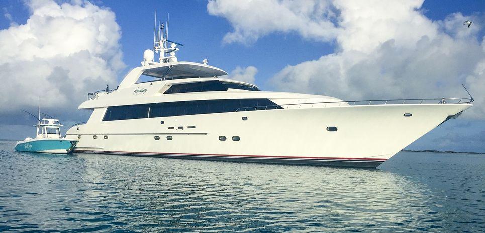 Legendary Charter Yacht
