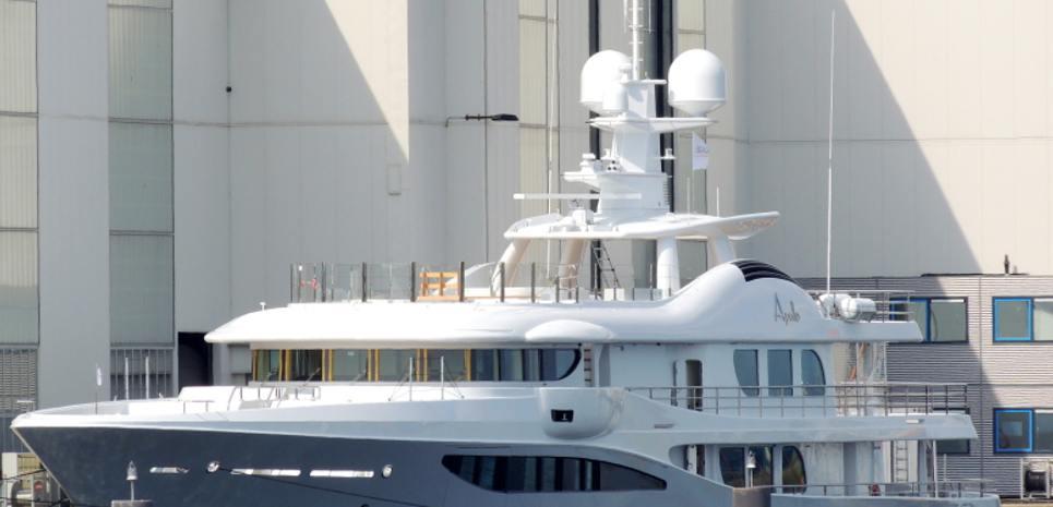 Apollo Charter Yacht