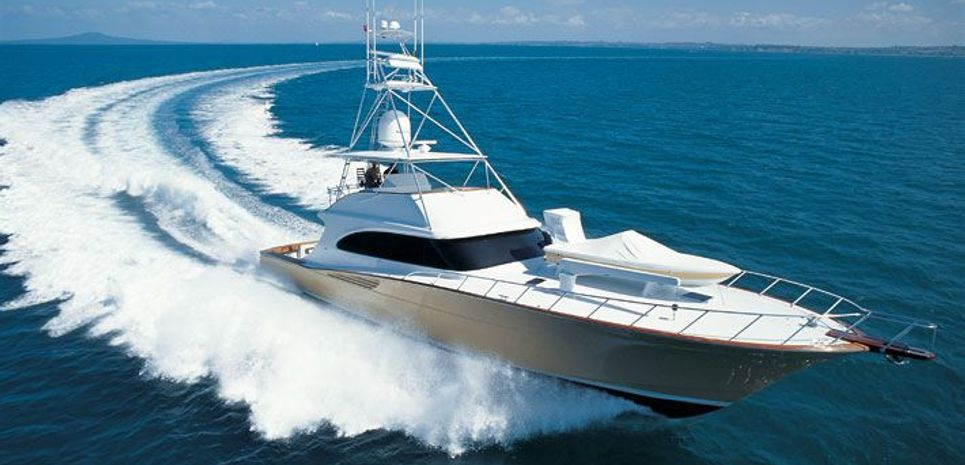Big Easy Charter Yacht