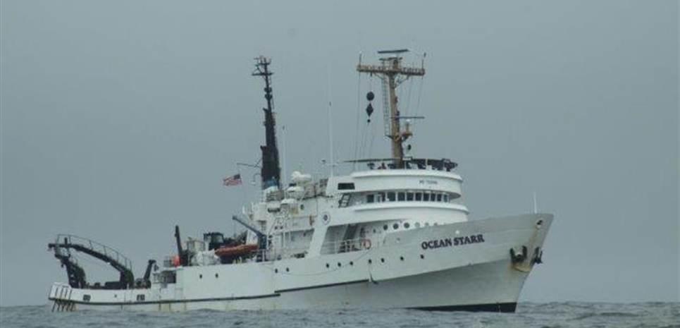 Ocean Starr Charter Yacht
