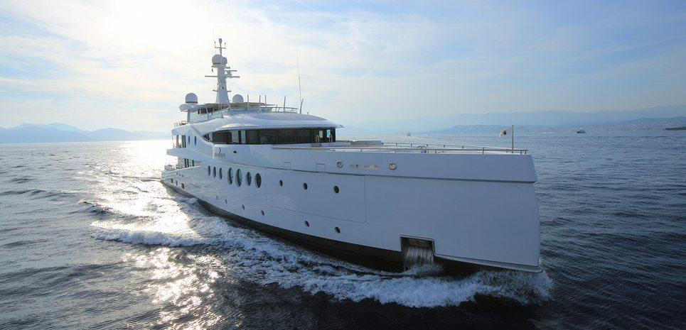 Madame Kate Charter Yacht