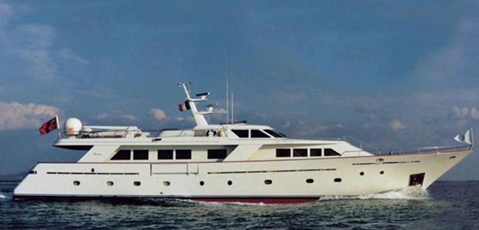 Bachata Queen Charter Yacht