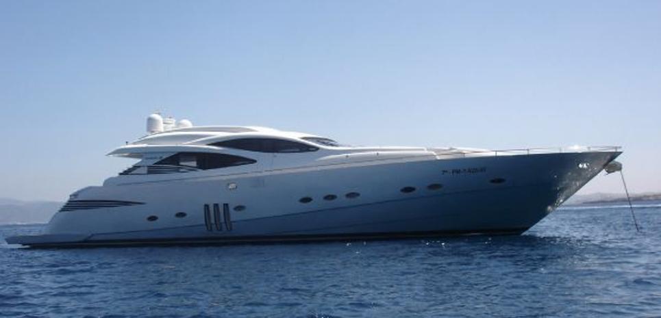 A&O Charter Yacht