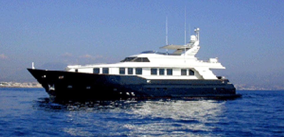 Karina Charter Yacht