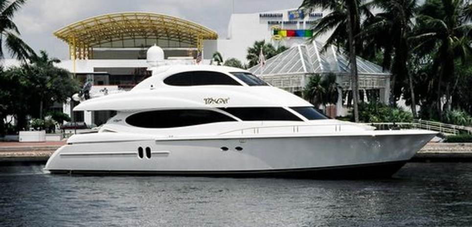 On The Line Charter Yacht
