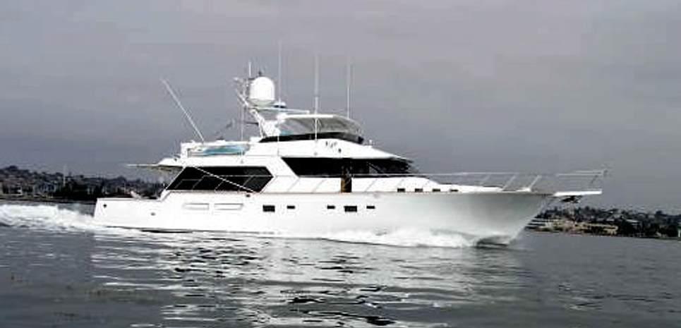 Gambler Charter Yacht