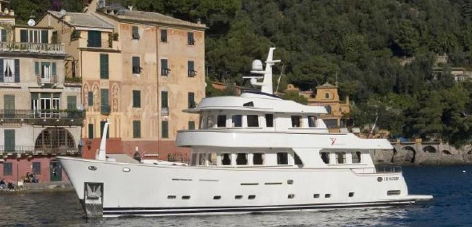 Mr Frank Charter Yacht