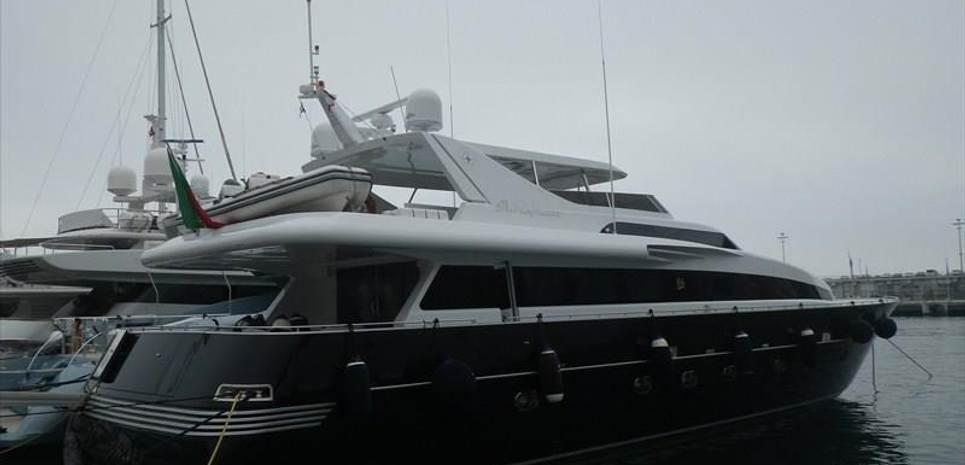 Principessa Charter Yacht