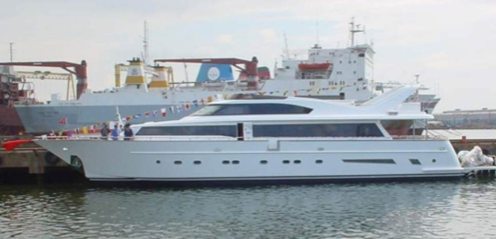 K.C's Dream Charter Yacht