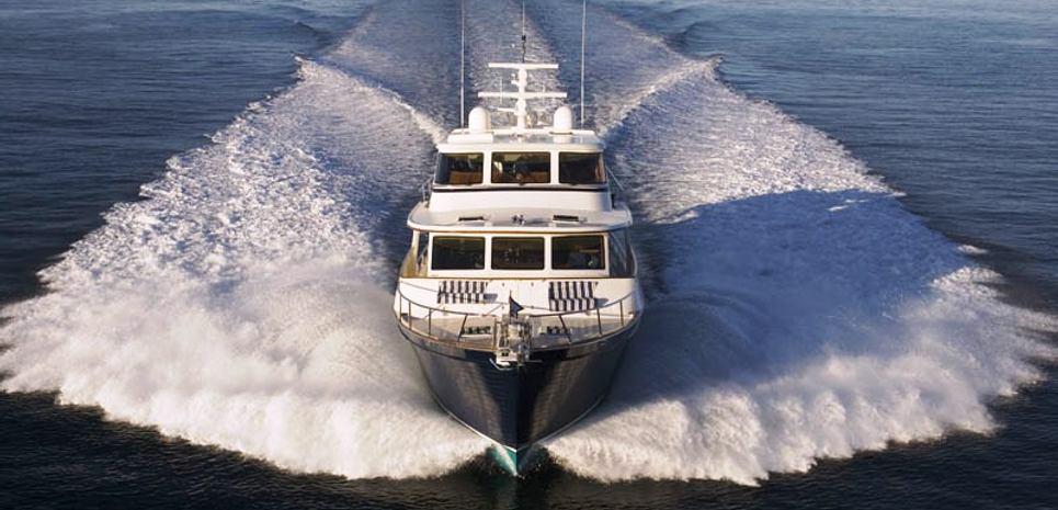 Peninsula Charter Yacht