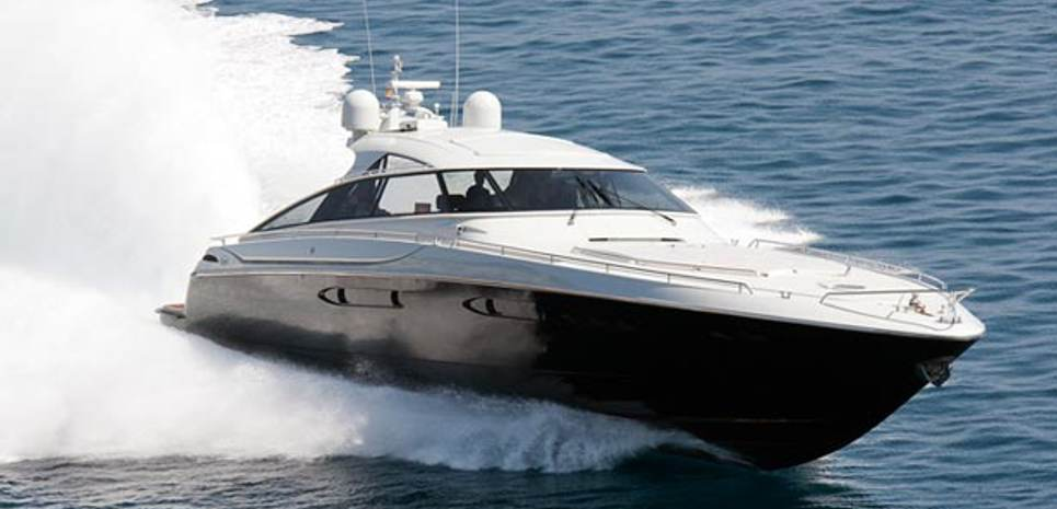 Cristal Charter Yacht