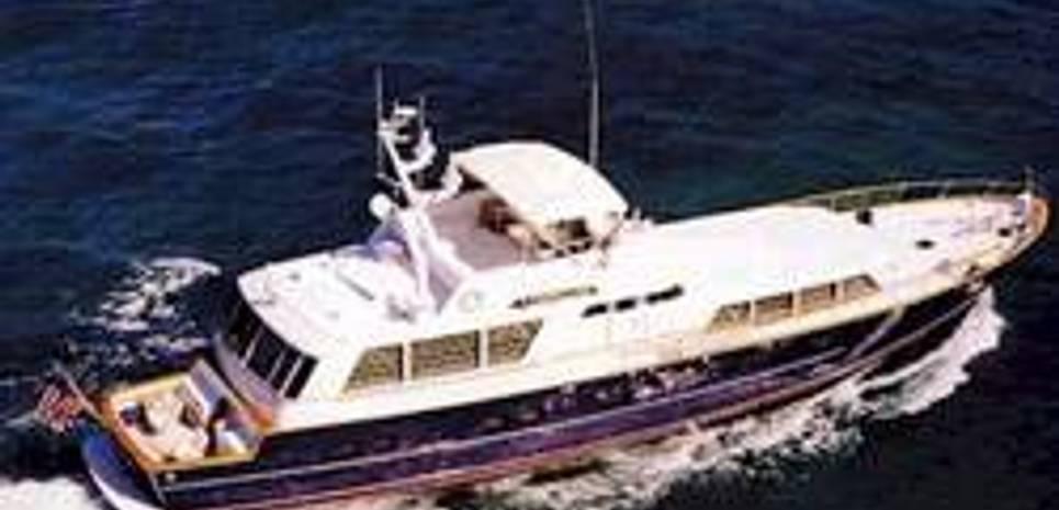 Papillon Charter Yacht