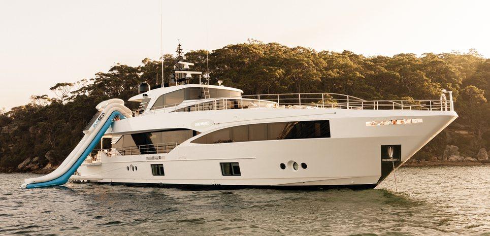 Oneworld Charter Yacht
