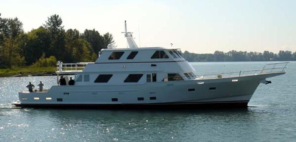 No Boundaries Charter Yacht