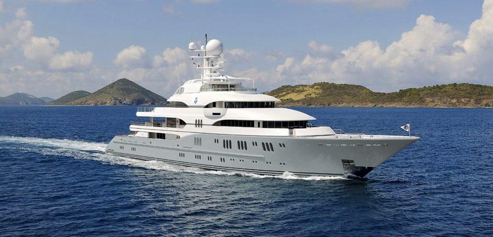 Rocinante Charter Yacht