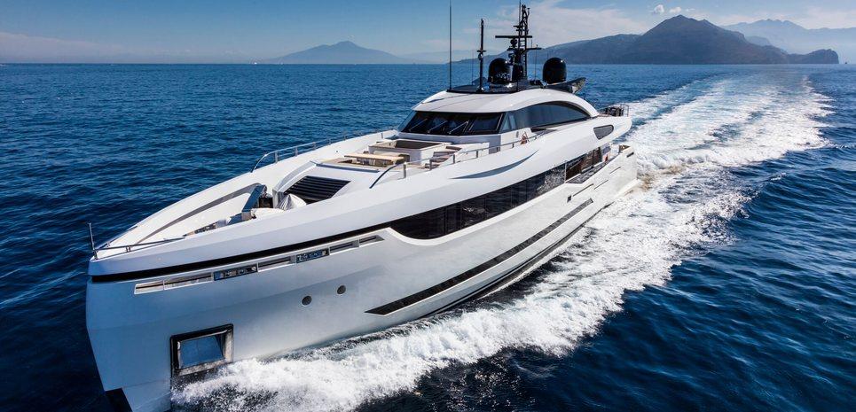 Katia Charter Yacht