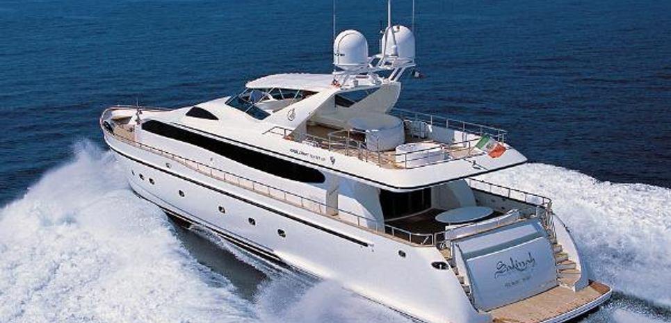 Sakinah Charter Yacht