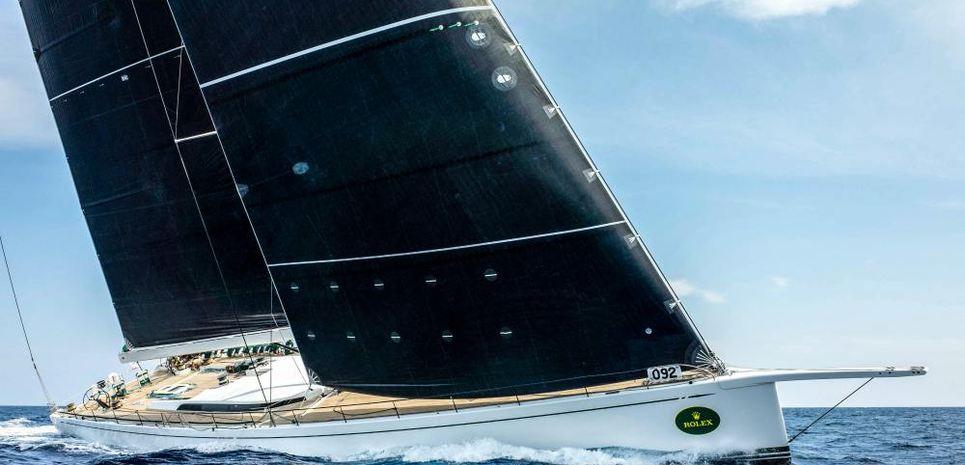 Highland Fling XV Charter Yacht