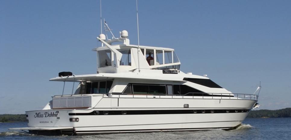 Miss Debbie Charter Yacht