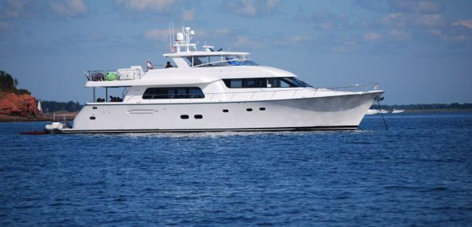 Playpen Charter Yacht