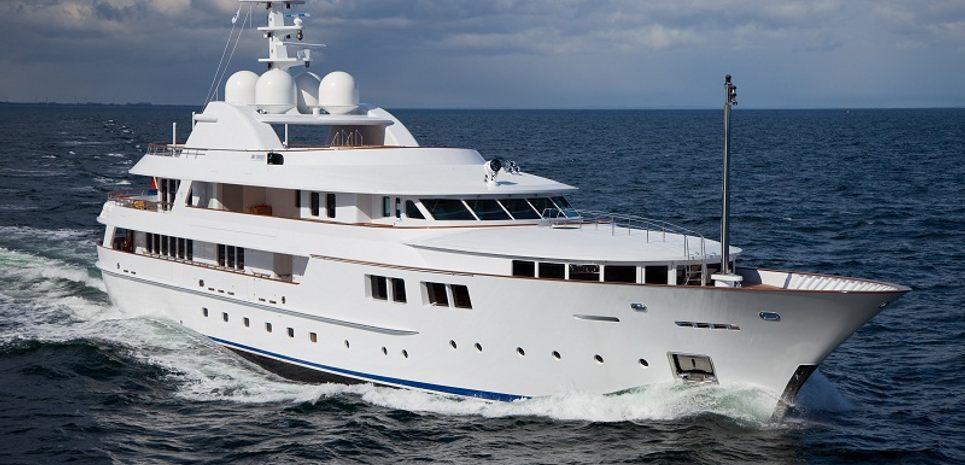 Jamaica Bay Charter Yacht