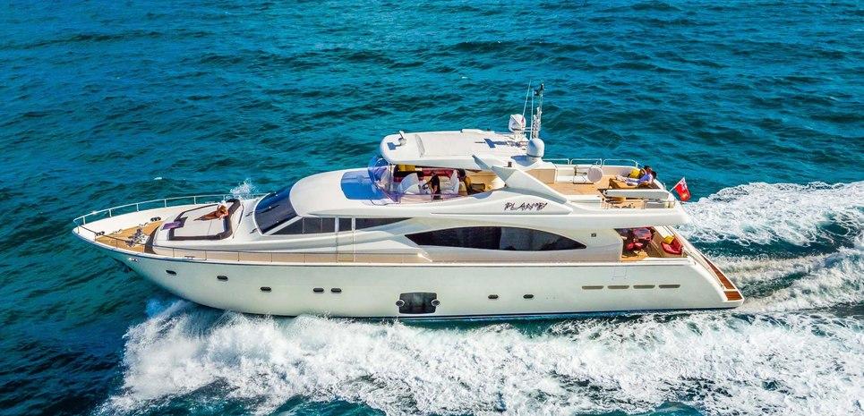 Kavita Charter Yacht