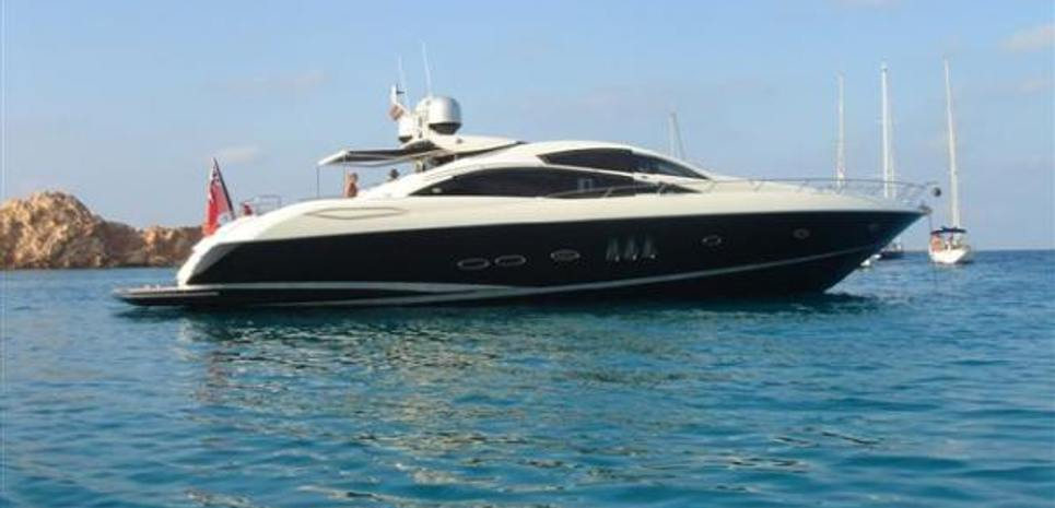 Fantastic Charter Yacht