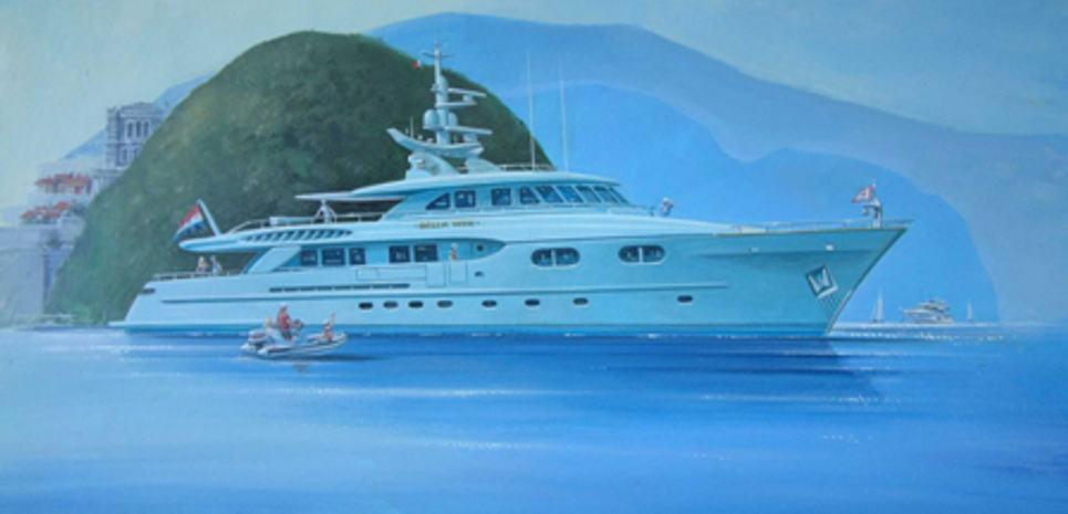 Bela Vita Charter Yacht