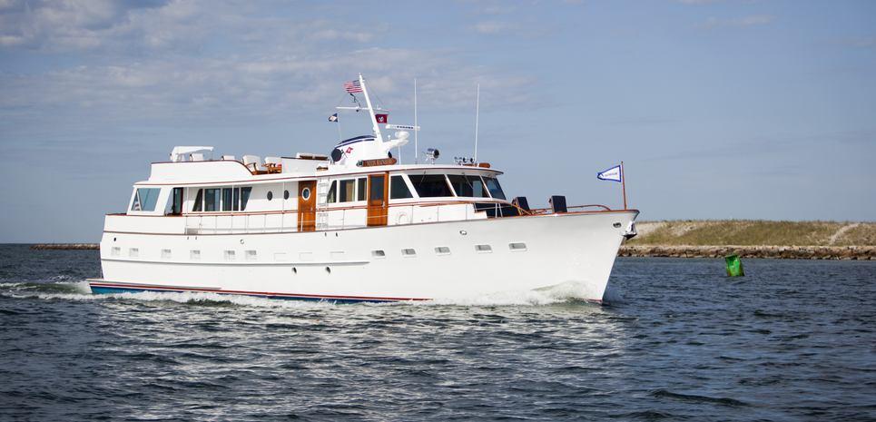 Aurore Charter Yacht