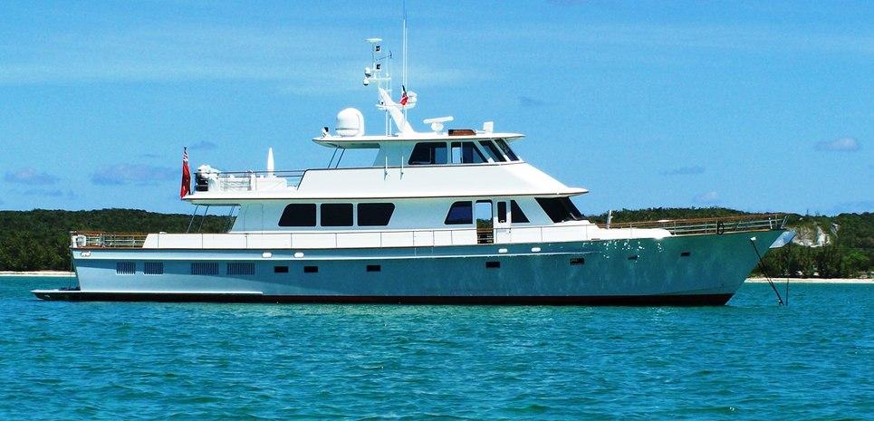 Medora Charter Yacht