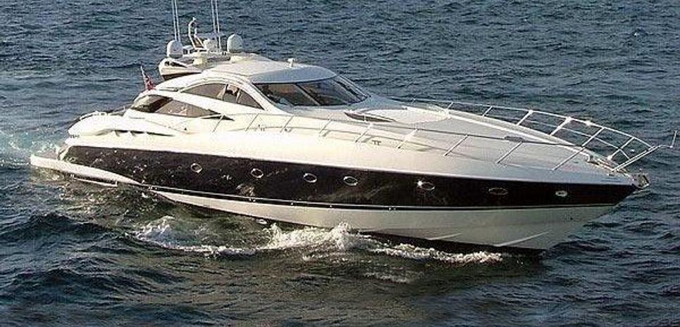Precious Charter Yacht