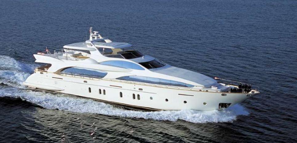 Gilaine O II Charter Yacht
