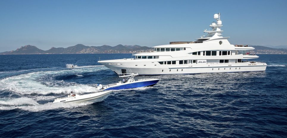Lucky Lady Charter Yacht