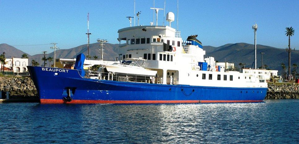 Beauport Charter Yacht