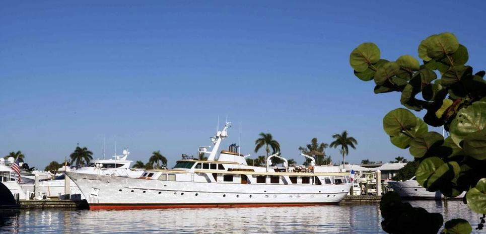 The Highlander Charter Yacht