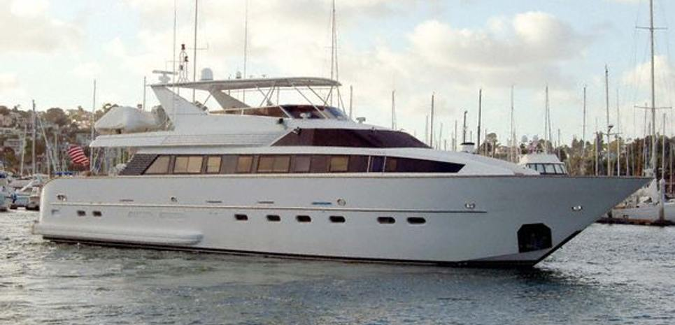 Aenigma Charter Yacht