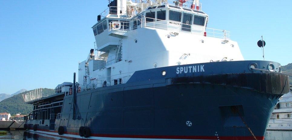 Sputnik Charter Yacht