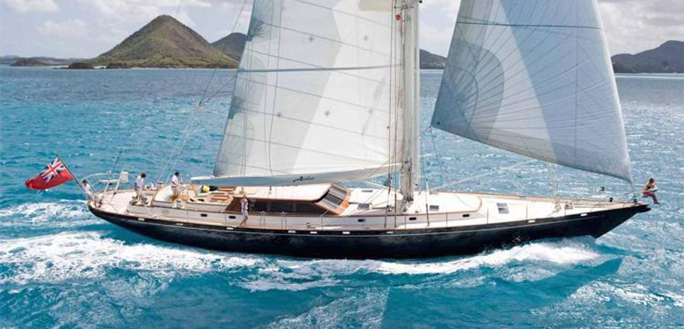 Whirlwind Charter Yacht