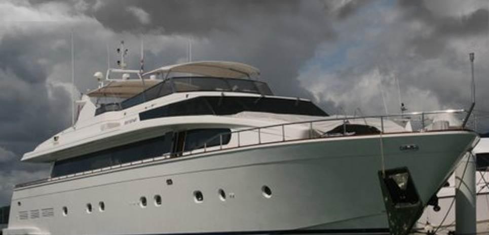 Gamayun Charter Yacht