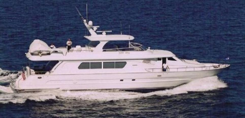 The Way Charter Yacht