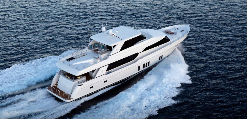 Selah Charter Yacht