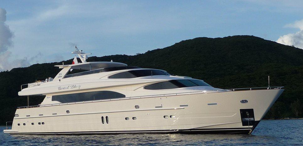 Carnival Liberty Charter Yacht