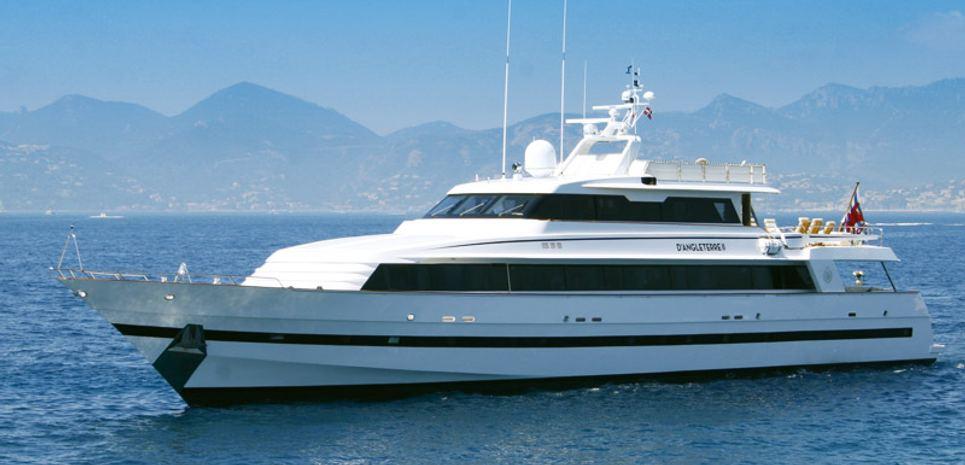 Sea Lady II Charter Yacht