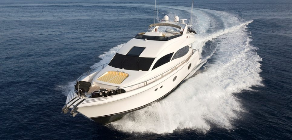 Reeges Dream Charter Yacht