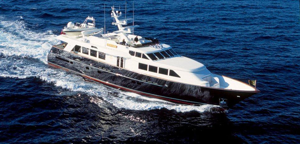 Sharon Lee Charter Yacht