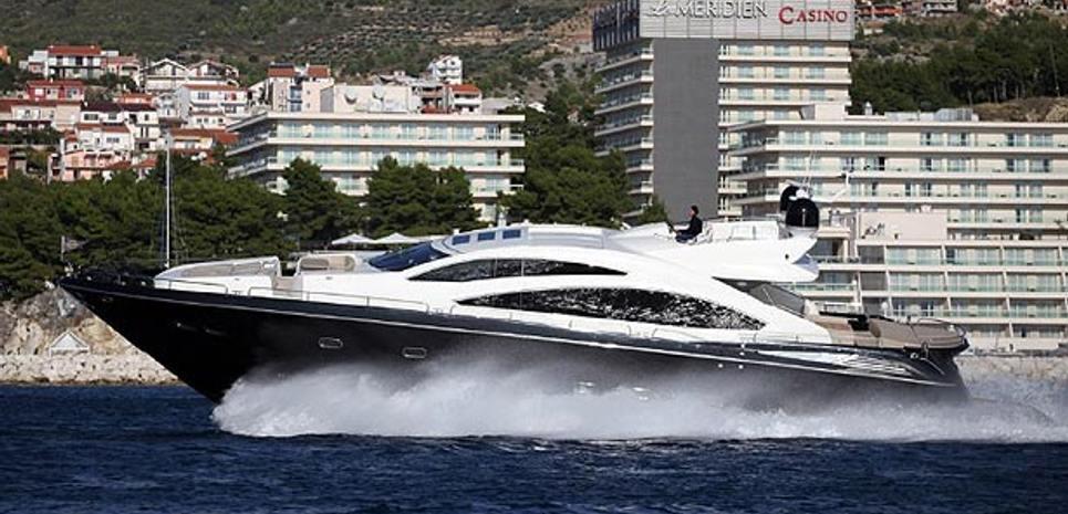 Junga Charter Yacht